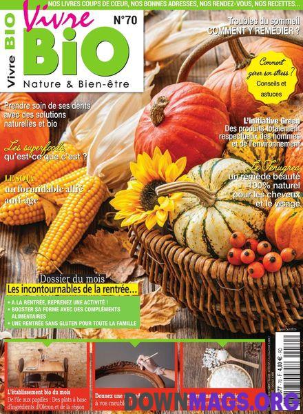 Download Vivre Bio - Septembre-Octobre 2020 - DownMags.org ...